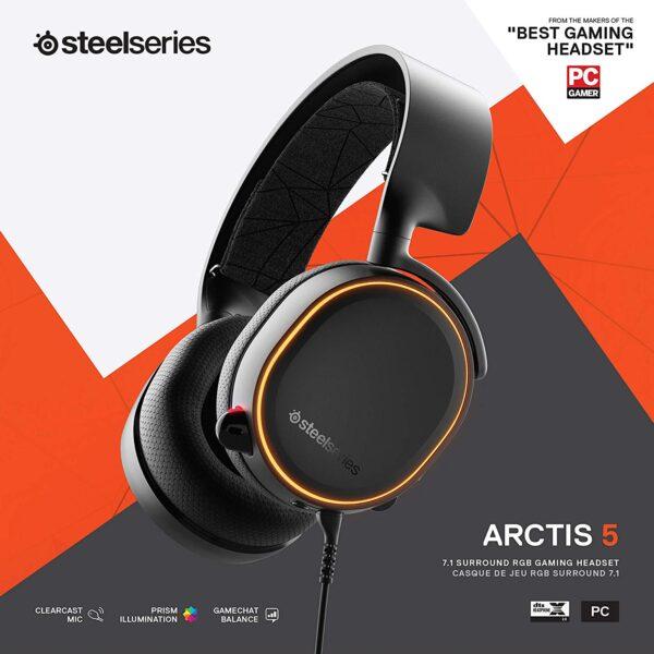 steelseries arctis 5 maroc