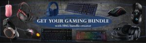 Highsense Gaming Bundle Creator
